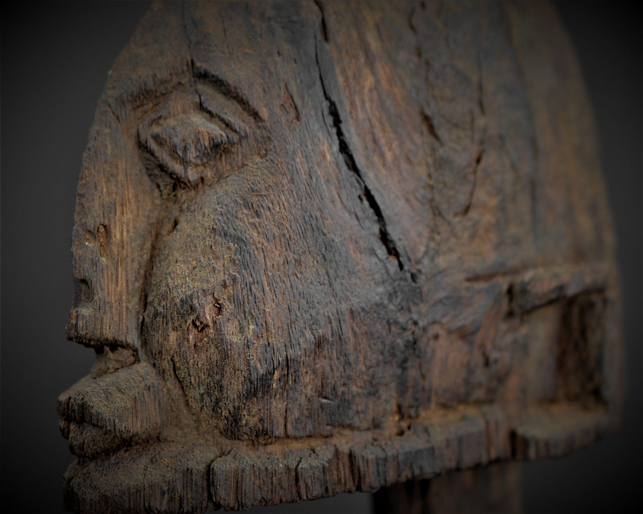 dogon statue detail gauche
