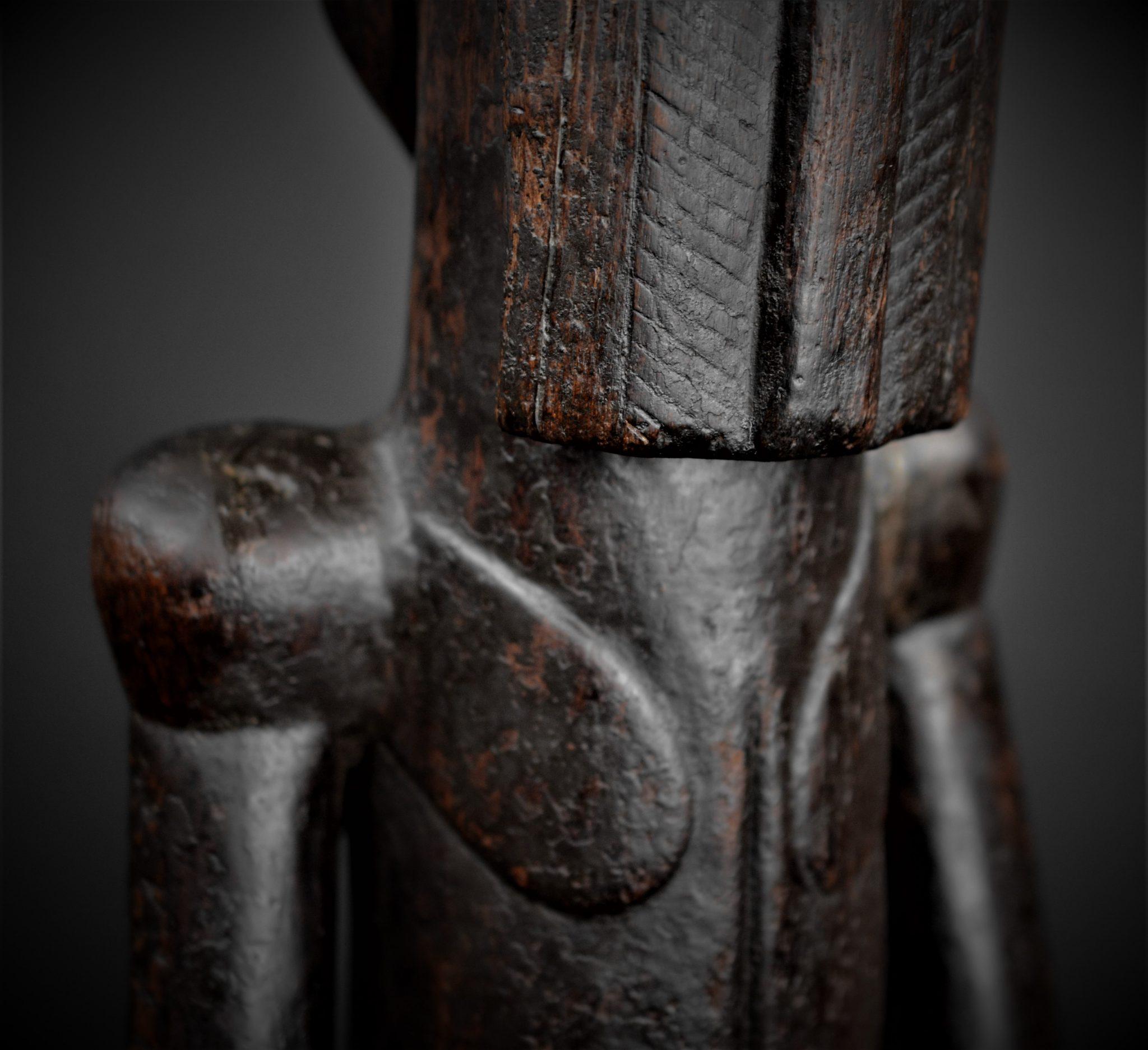 fang gardien reliquaire détail omoplates