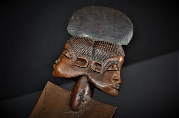Tabouret Lobi, Sikiré Kambiré, Burkina Faso