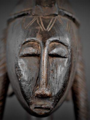 Bambara maternité détail face