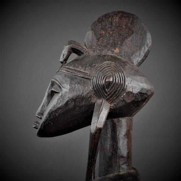 Statue Maternité Senoufo, Côte d'Ivoire