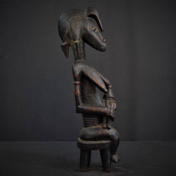 Statue Senoufo Maternité, Côte d'Ivoire
