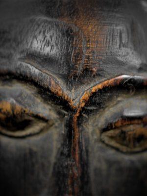Statue Maternité Baoulé 1