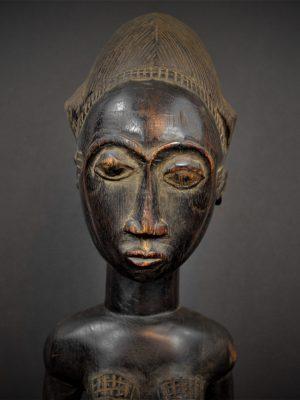 Statue Maternité Baoulé 11