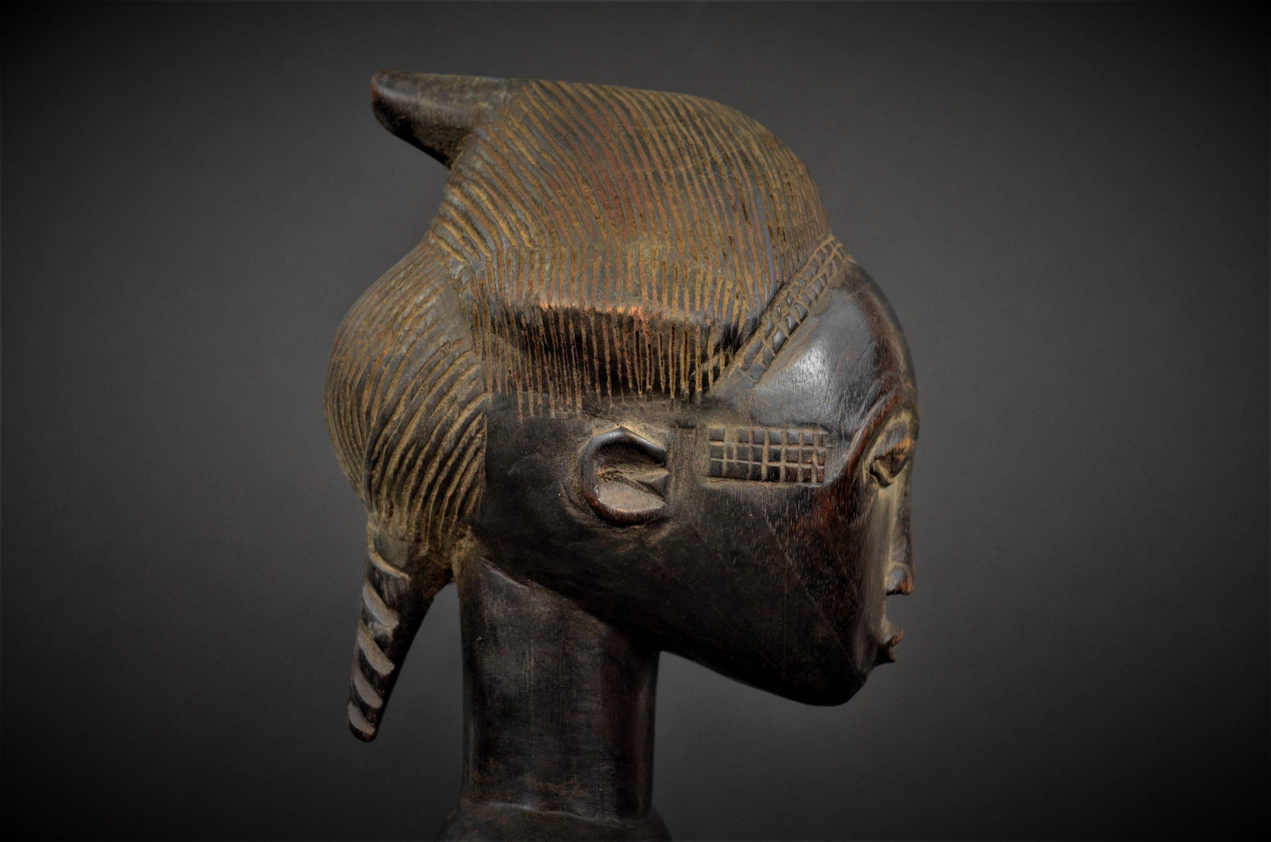 Statue Maternité Baoulé 13