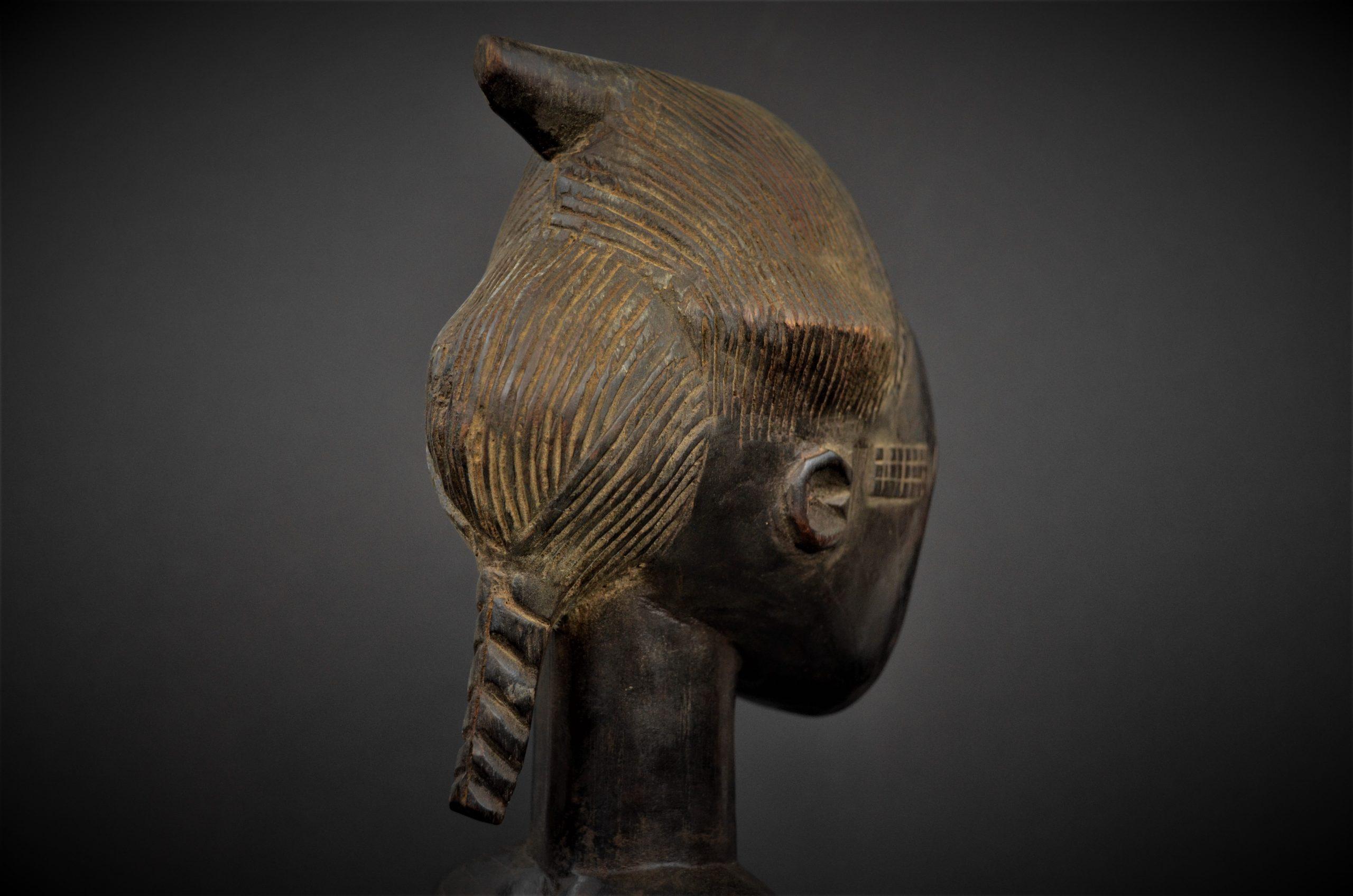 Statue Maternité Baoulé 14