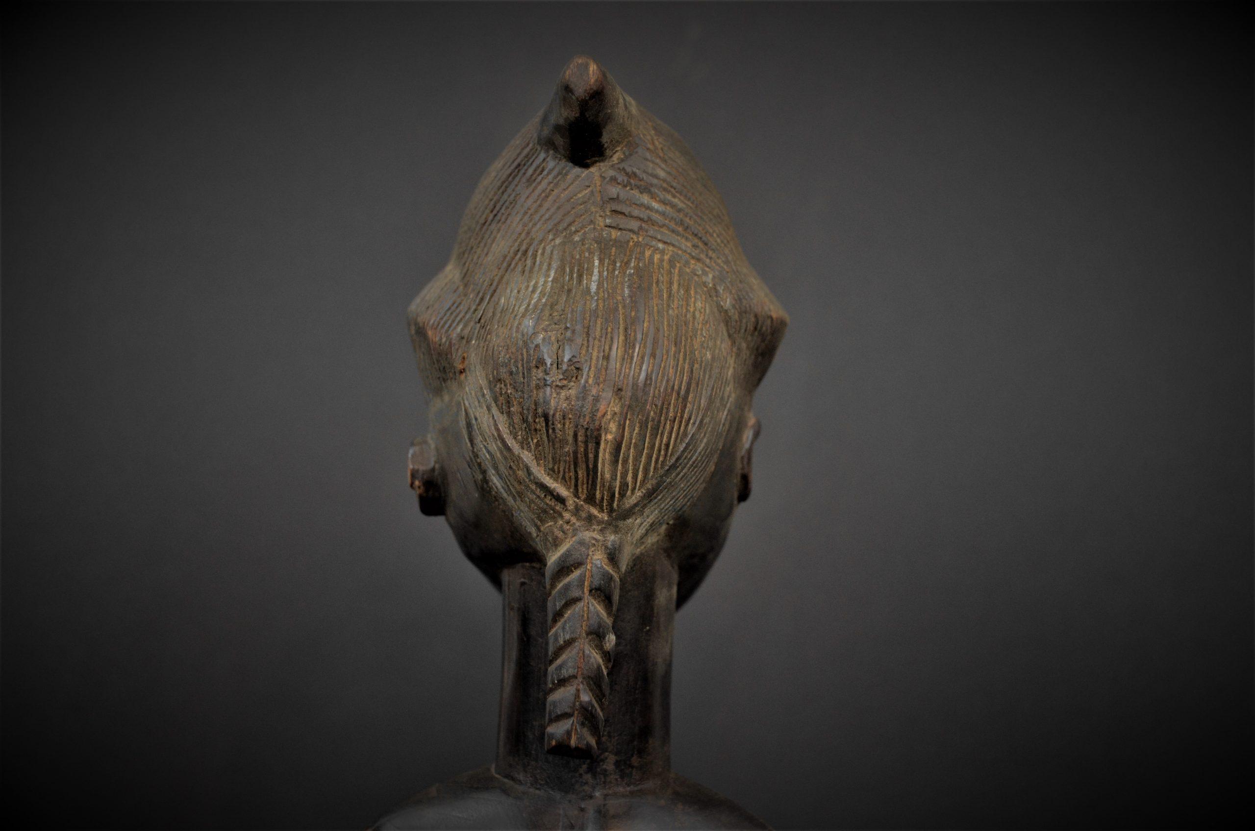 Statue Maternité Baoulé 15