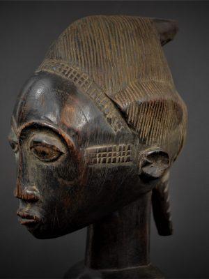 Statue Maternité Baoulé 18