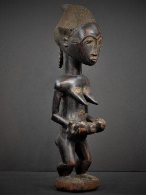 Statue Maternité Baoulé 20