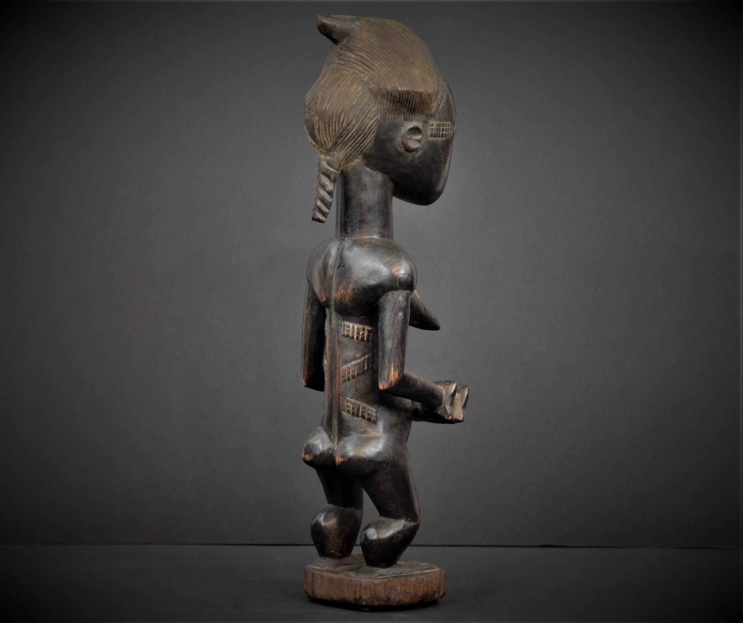 Statue Maternité Baoulé 22