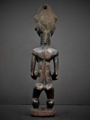 Statue Maternité Baoulé 23