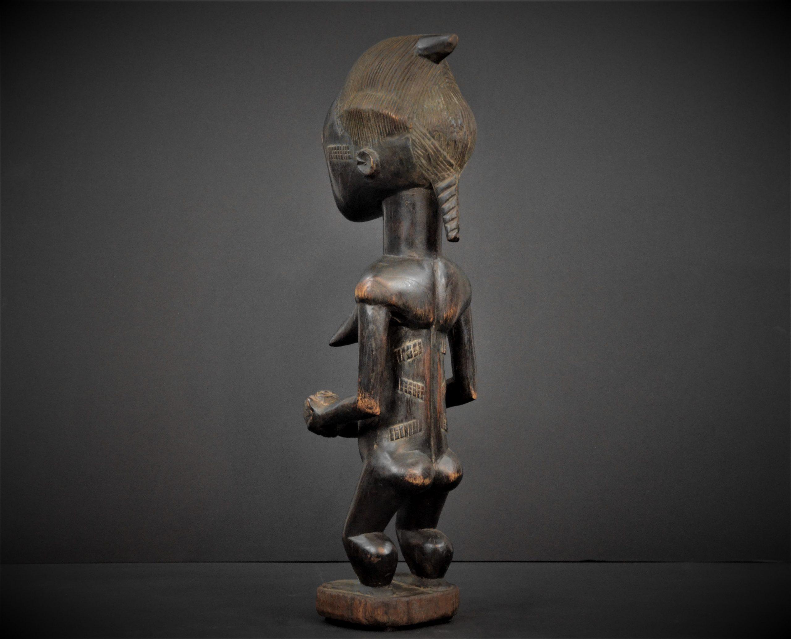 Statue Maternité Baoulé 24