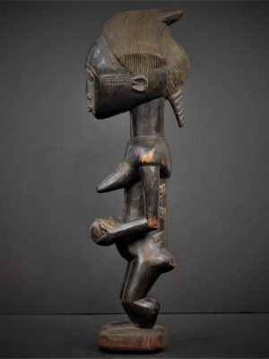 Statue Maternité Baoulé 25