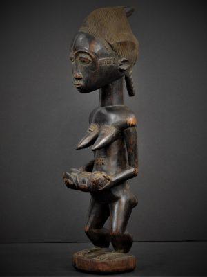 Statue Maternité Baoulé 26