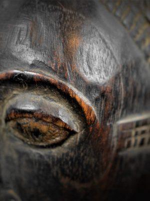Statue Maternité Baoulé 3