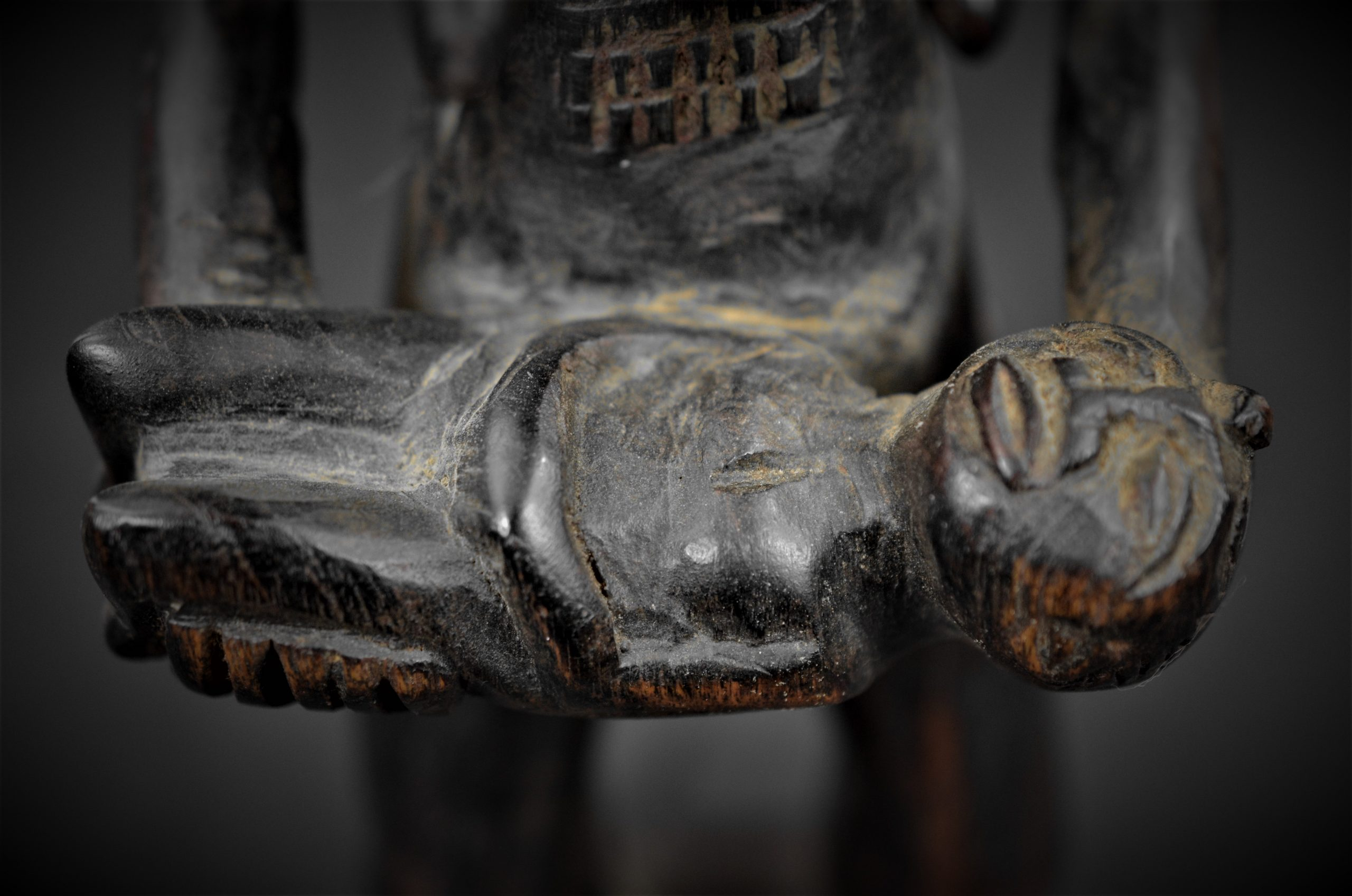Statue Maternité Baoulé 7