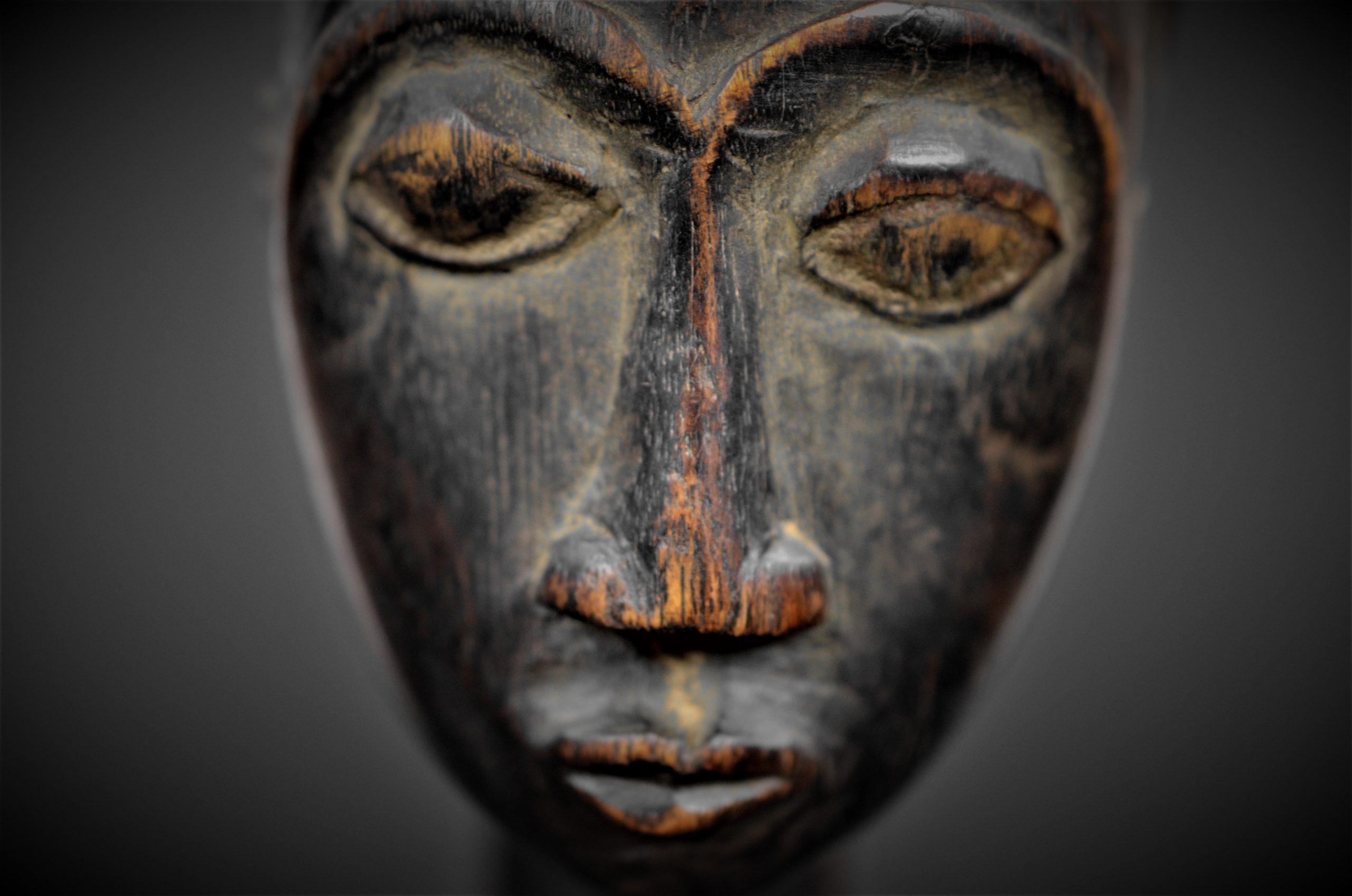 Statue Maternité Baoulé 8