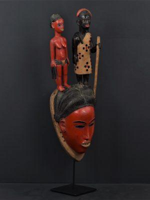 Gouro masque rouge 2