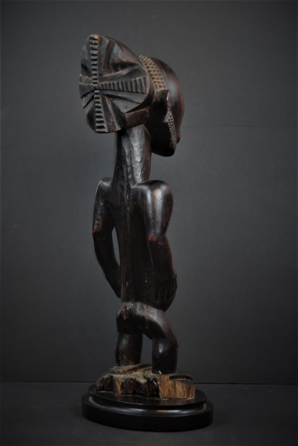 Statue d'ancêtre, Hemba, République Démocratique du Congo