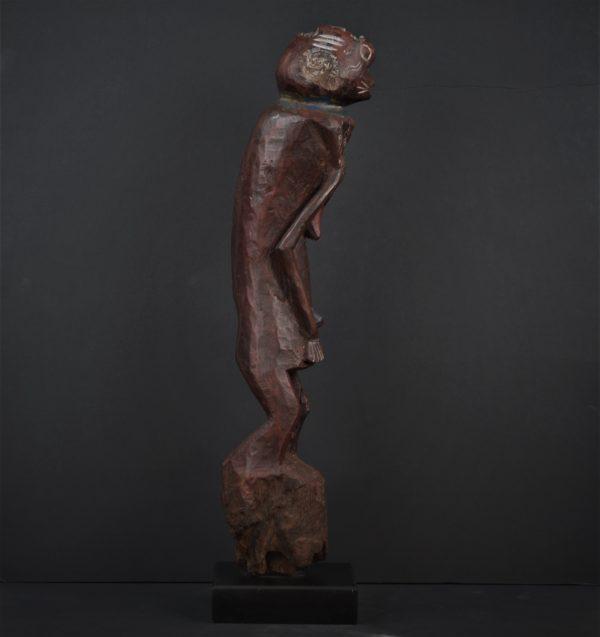 Statue Chamba, Nigéria