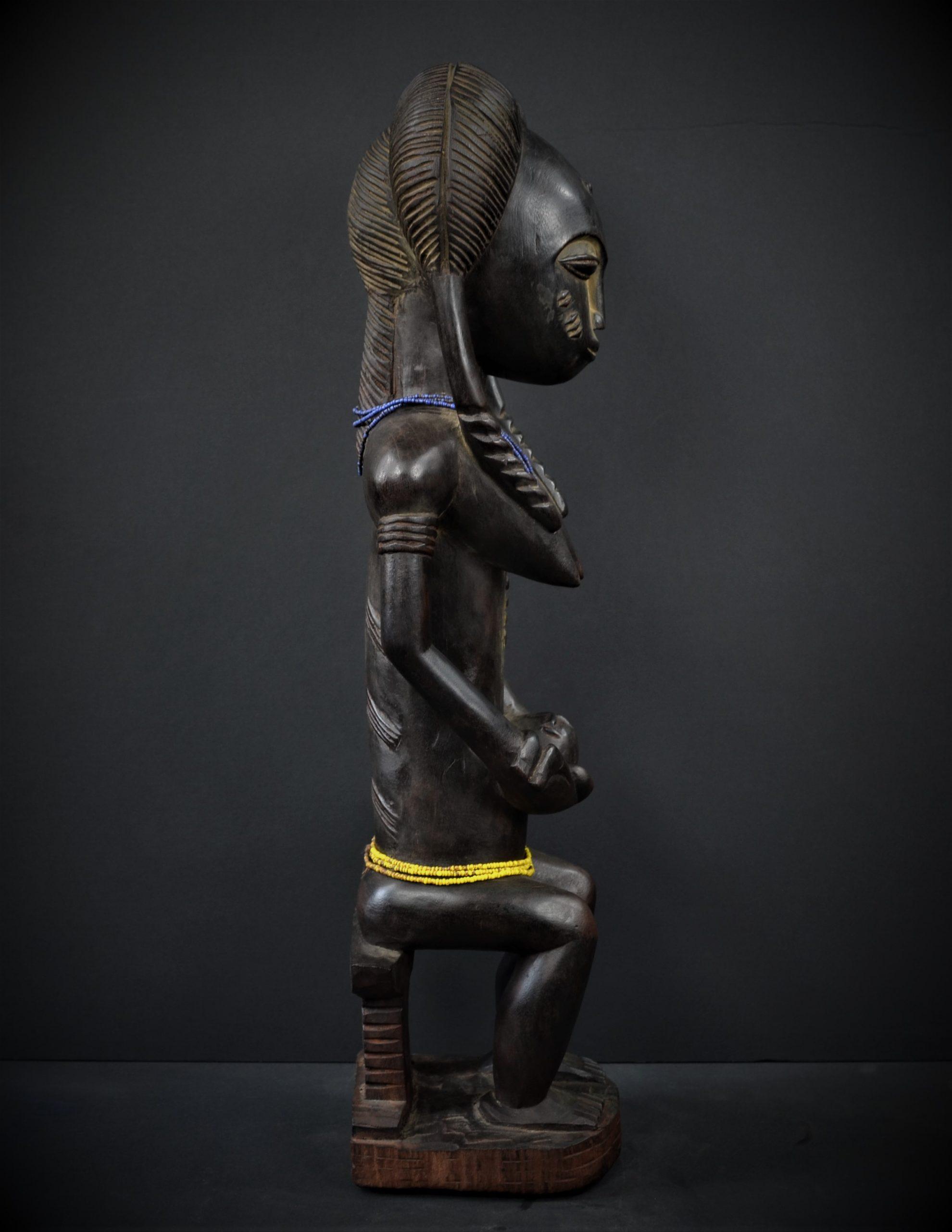 Baoule avec enfant 36