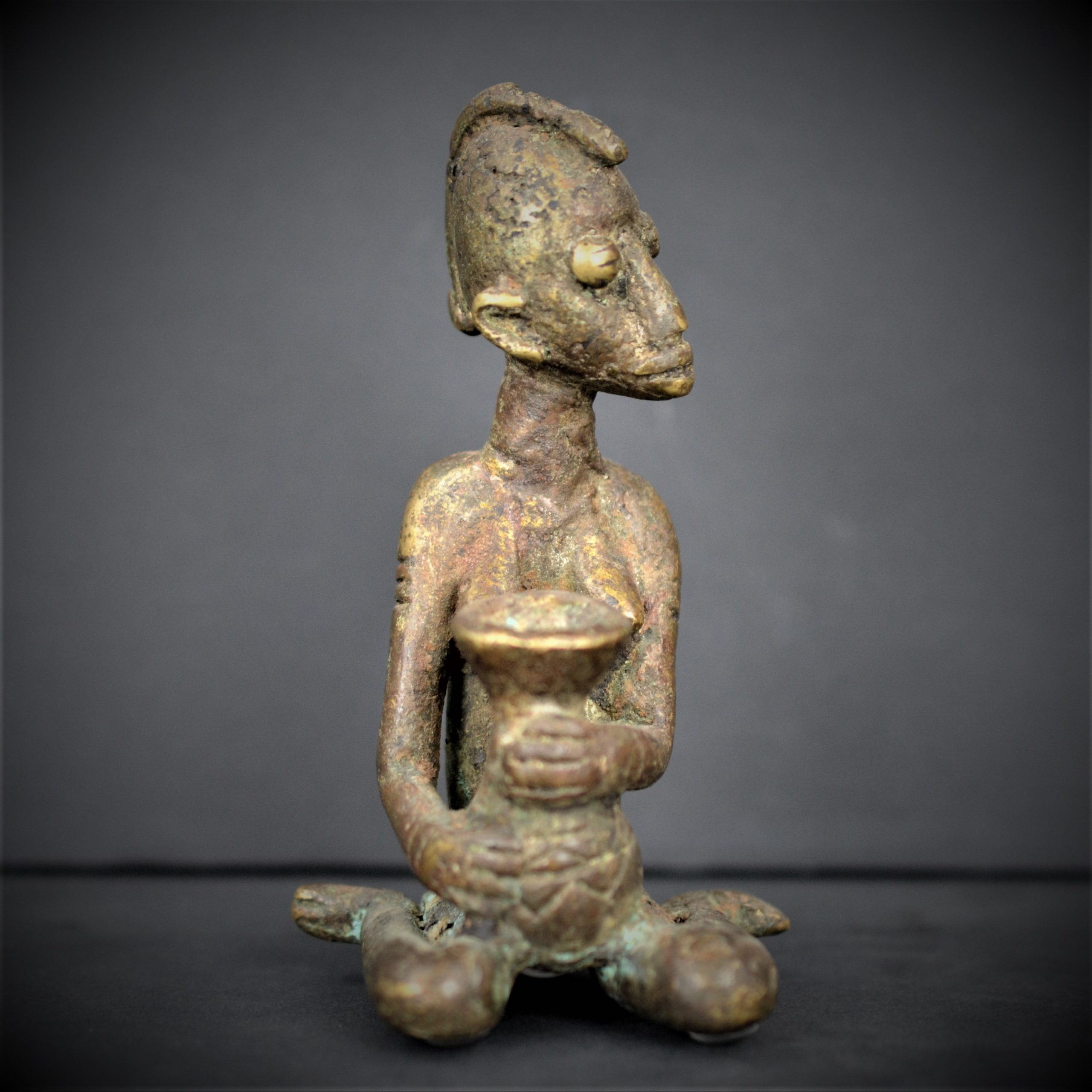Bronze Bamana 1