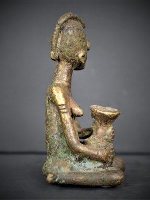 Bronze Bamana 3