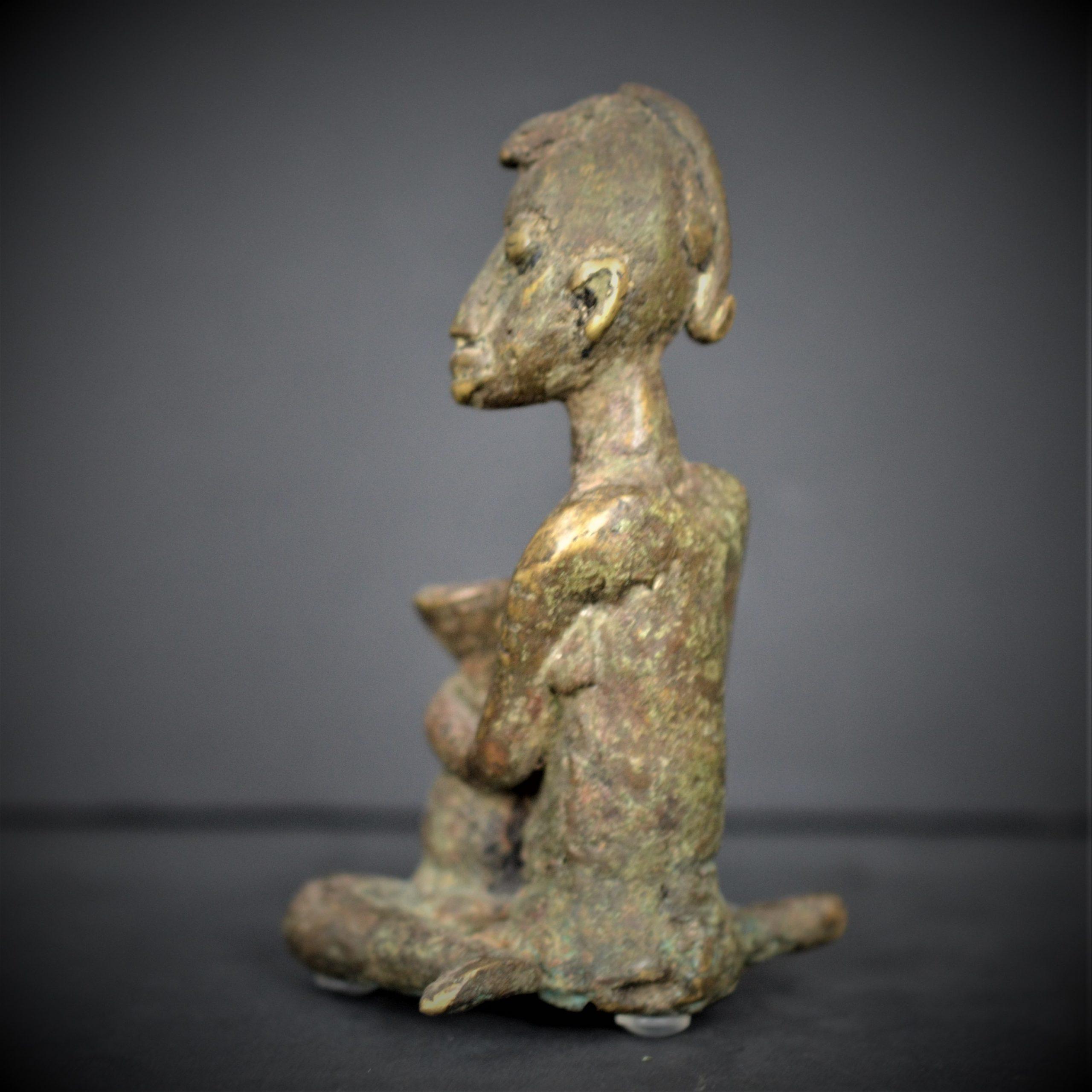 Bronze Bamana 6