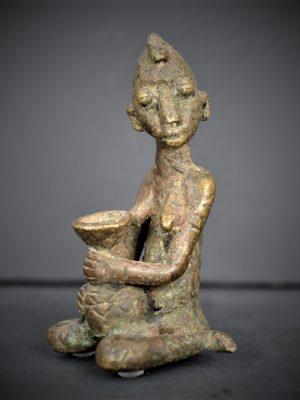 Bronze Bamana 8