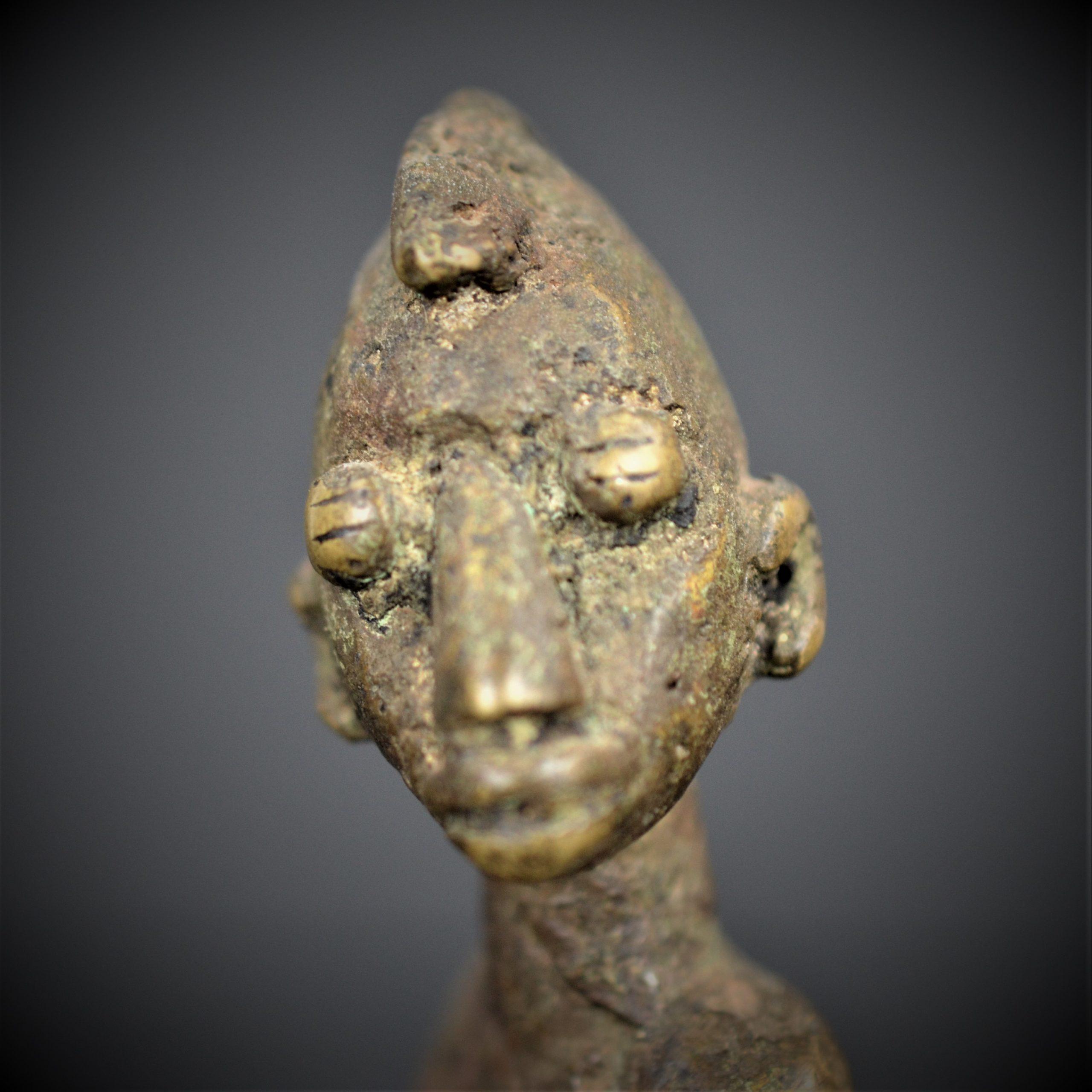 Bronze Bamana 9