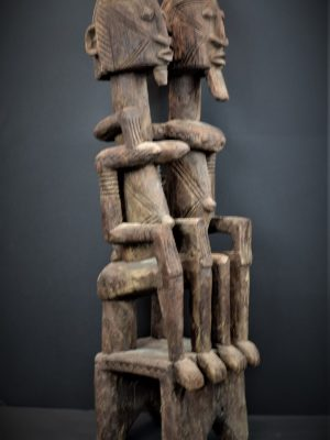 Dogon couple 18