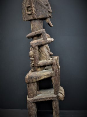 Dogon couple 19
