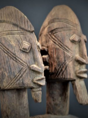 Dogon couple 2