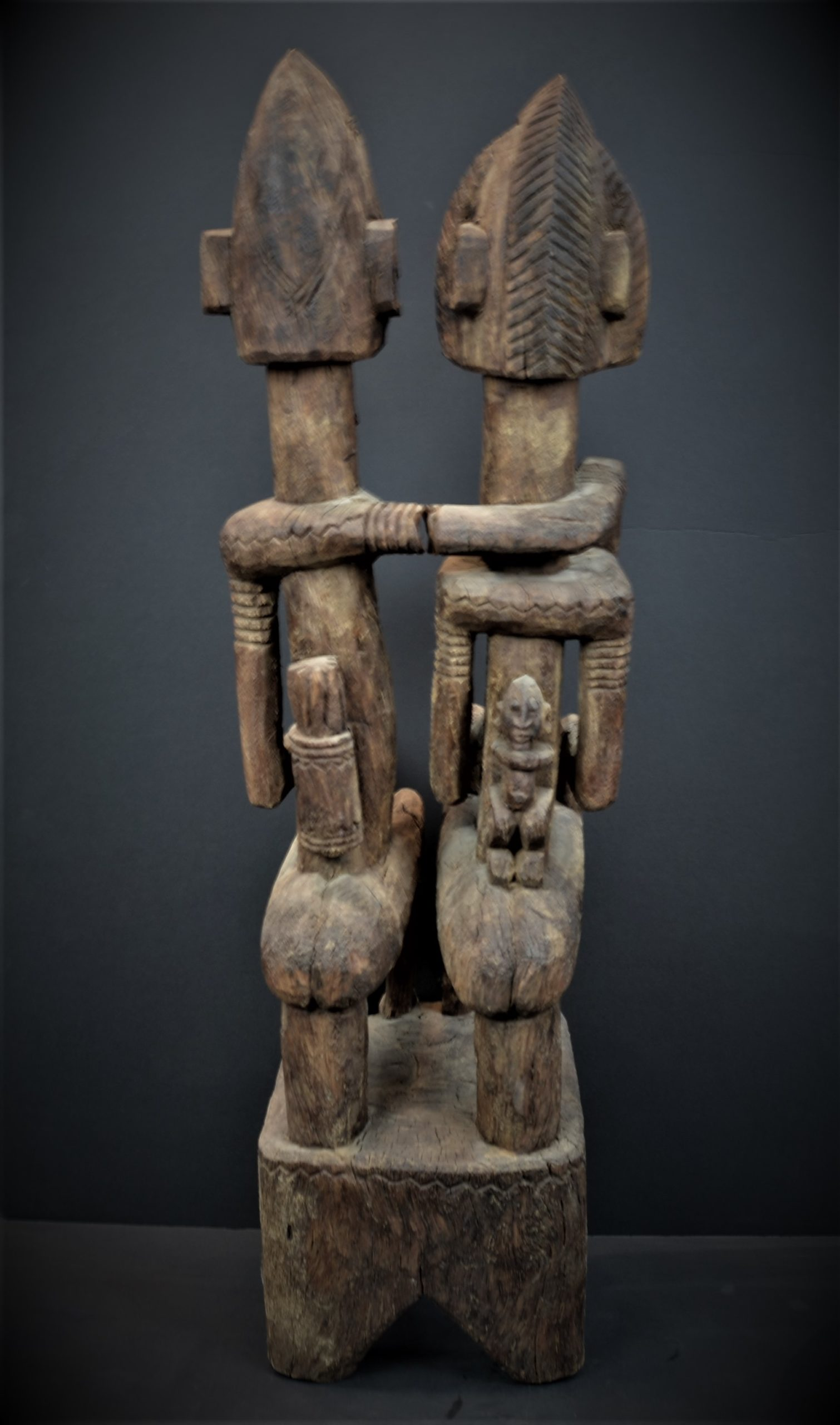 Dogon couple 21