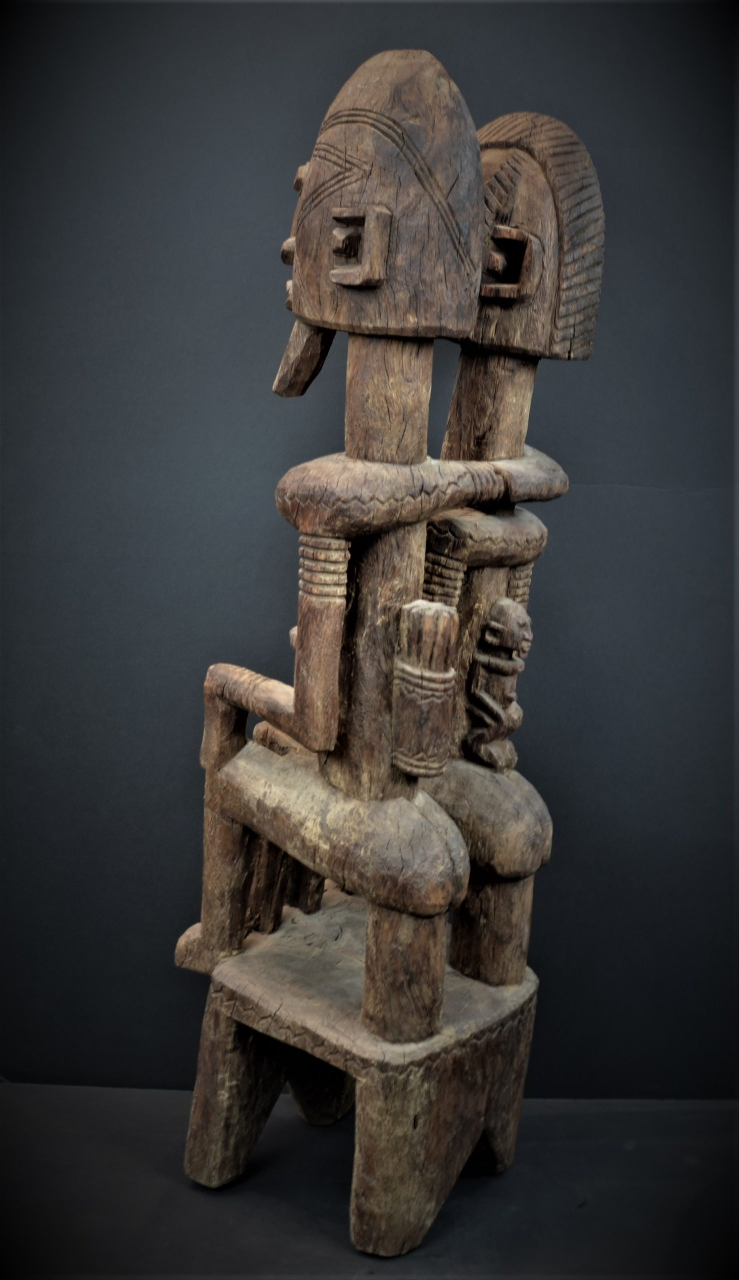 Dogon couple 22