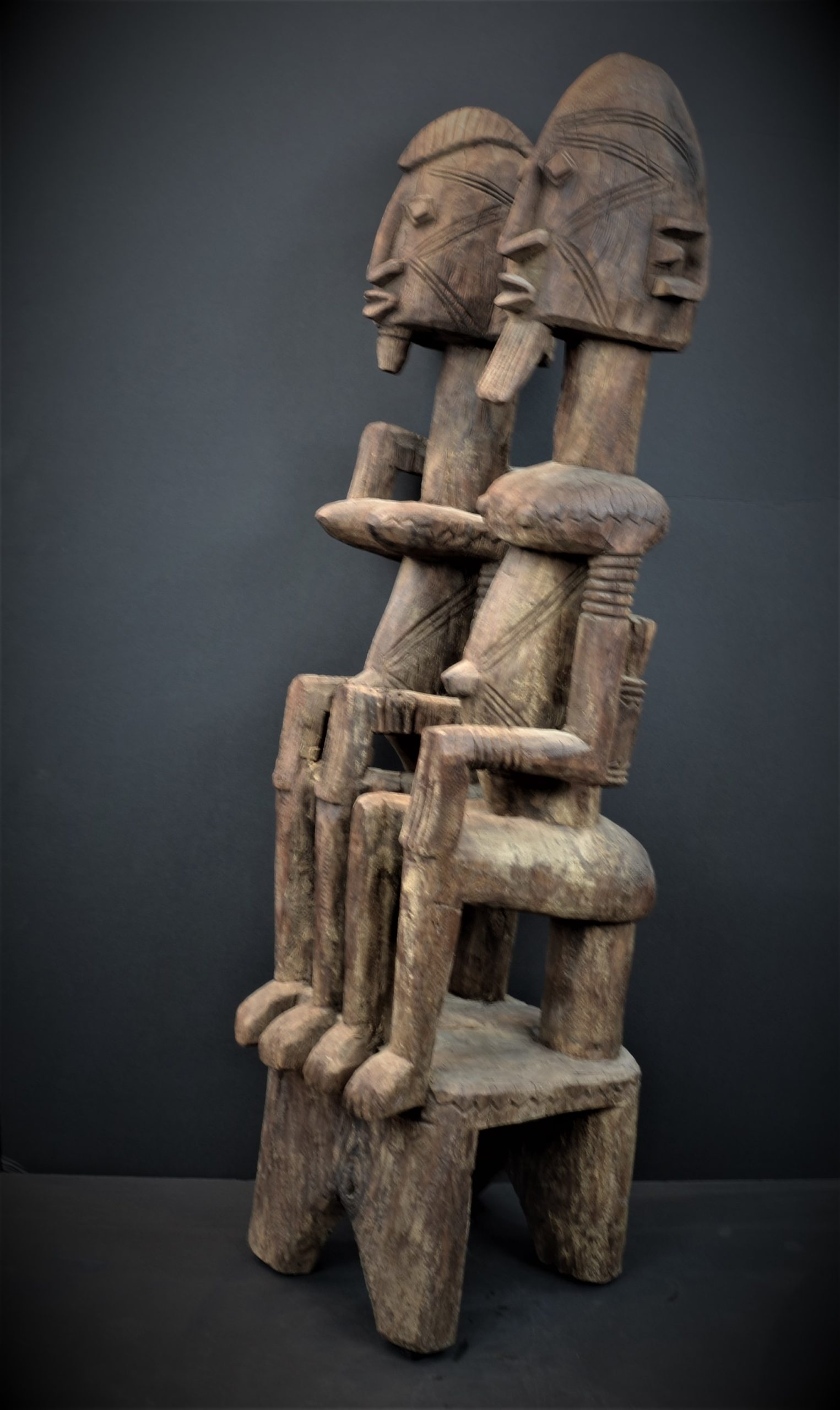 Dogon couple 23