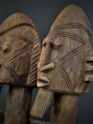 Dogon couple 8