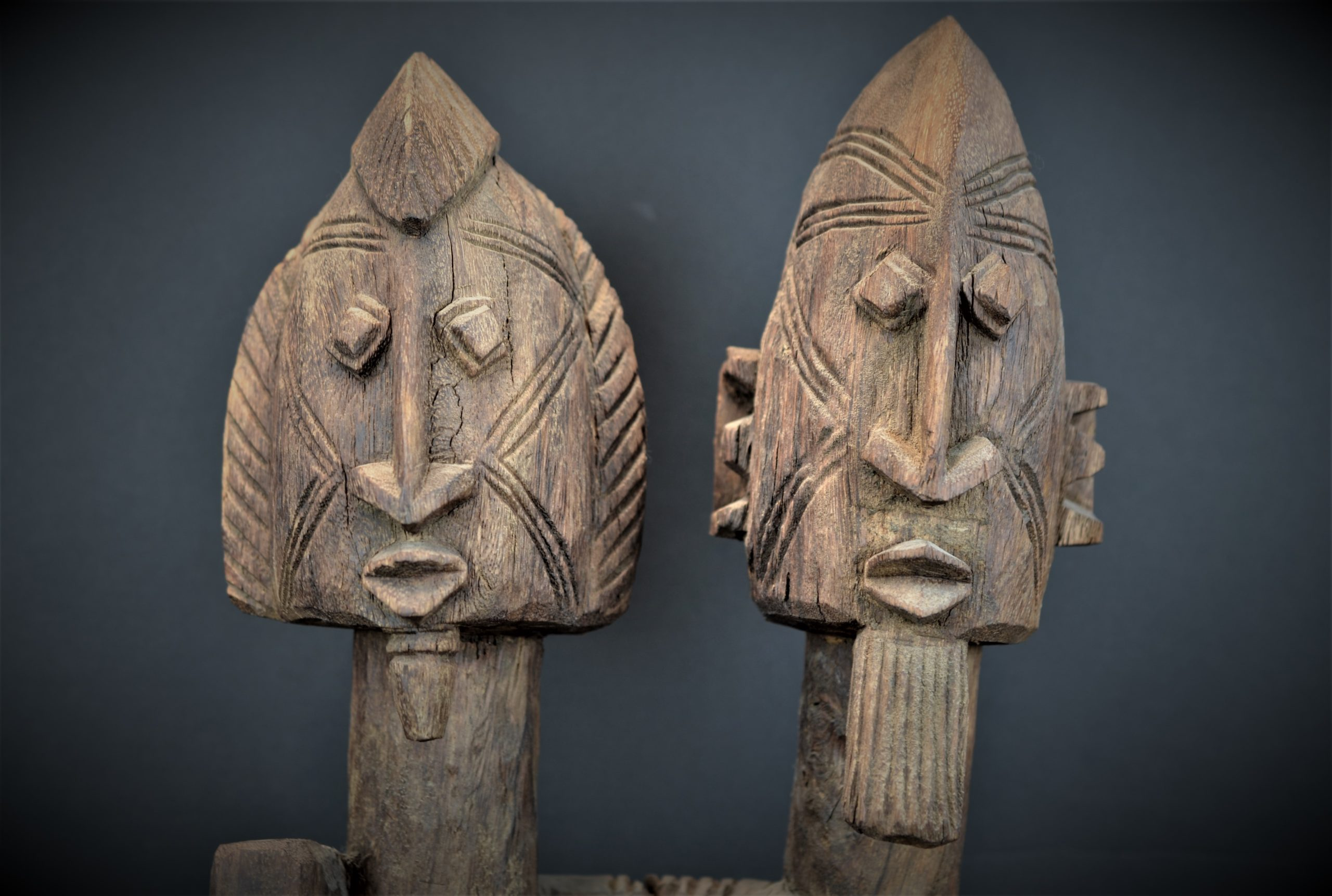 Dogon couple