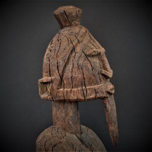 Statue Dogon Maternité Jumeaux, style N'duleri, Mali