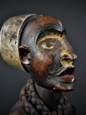 Statue Kongo Vili, République Démocratique du Congo