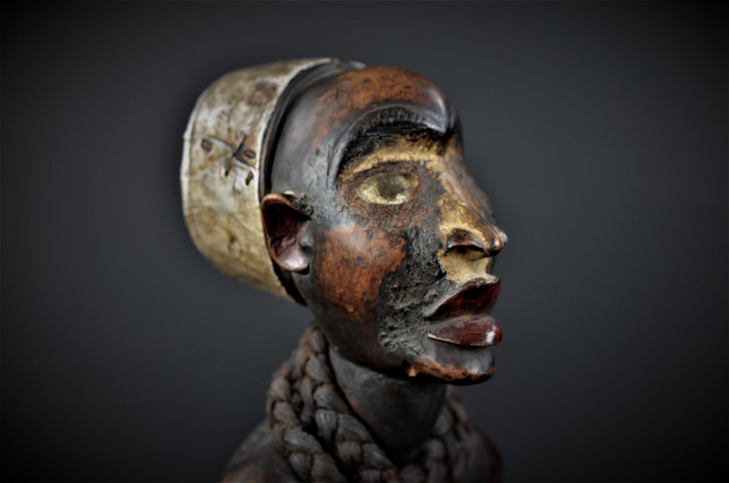 Kongo statue 1