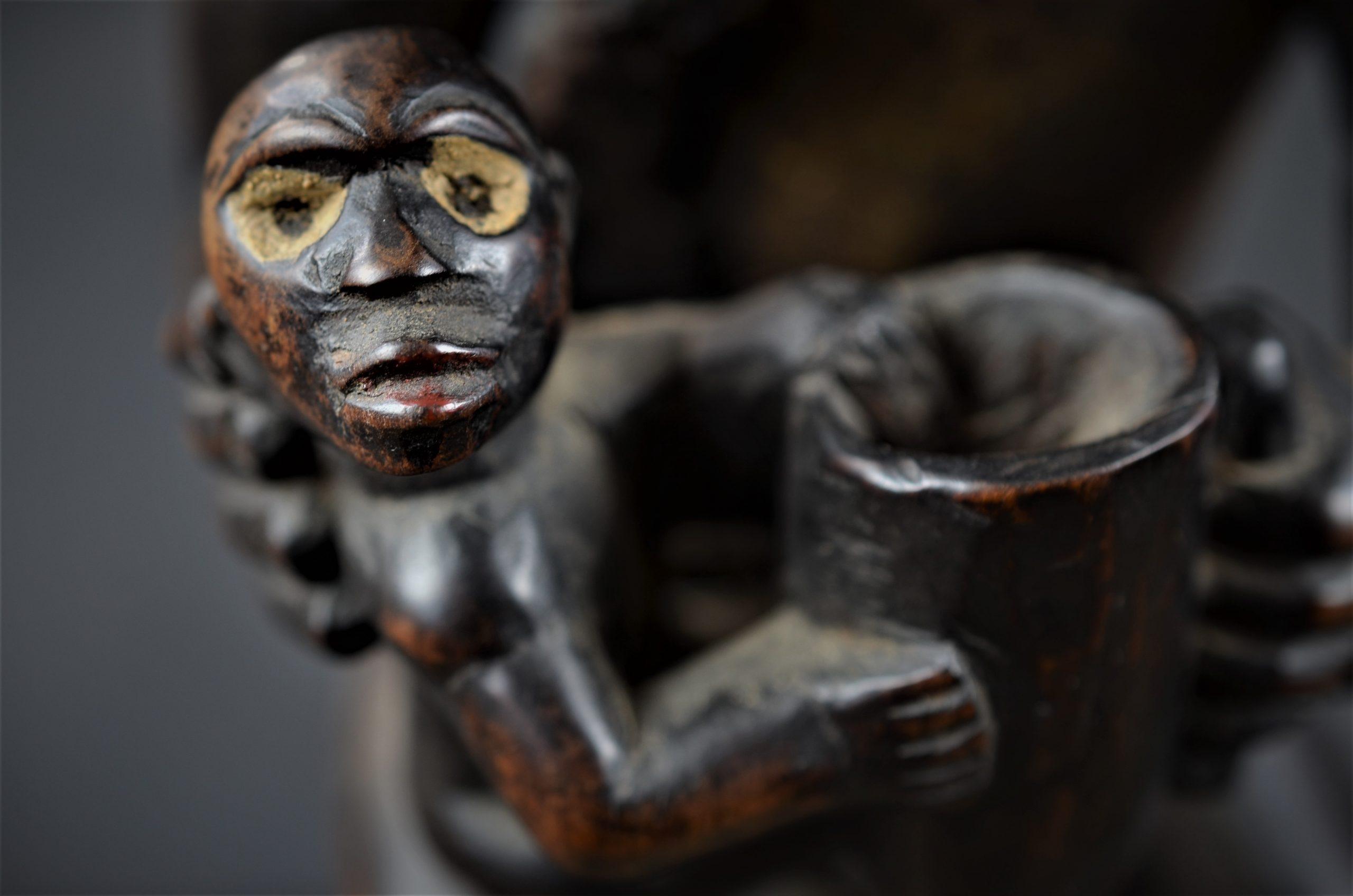 Kongo statue 10