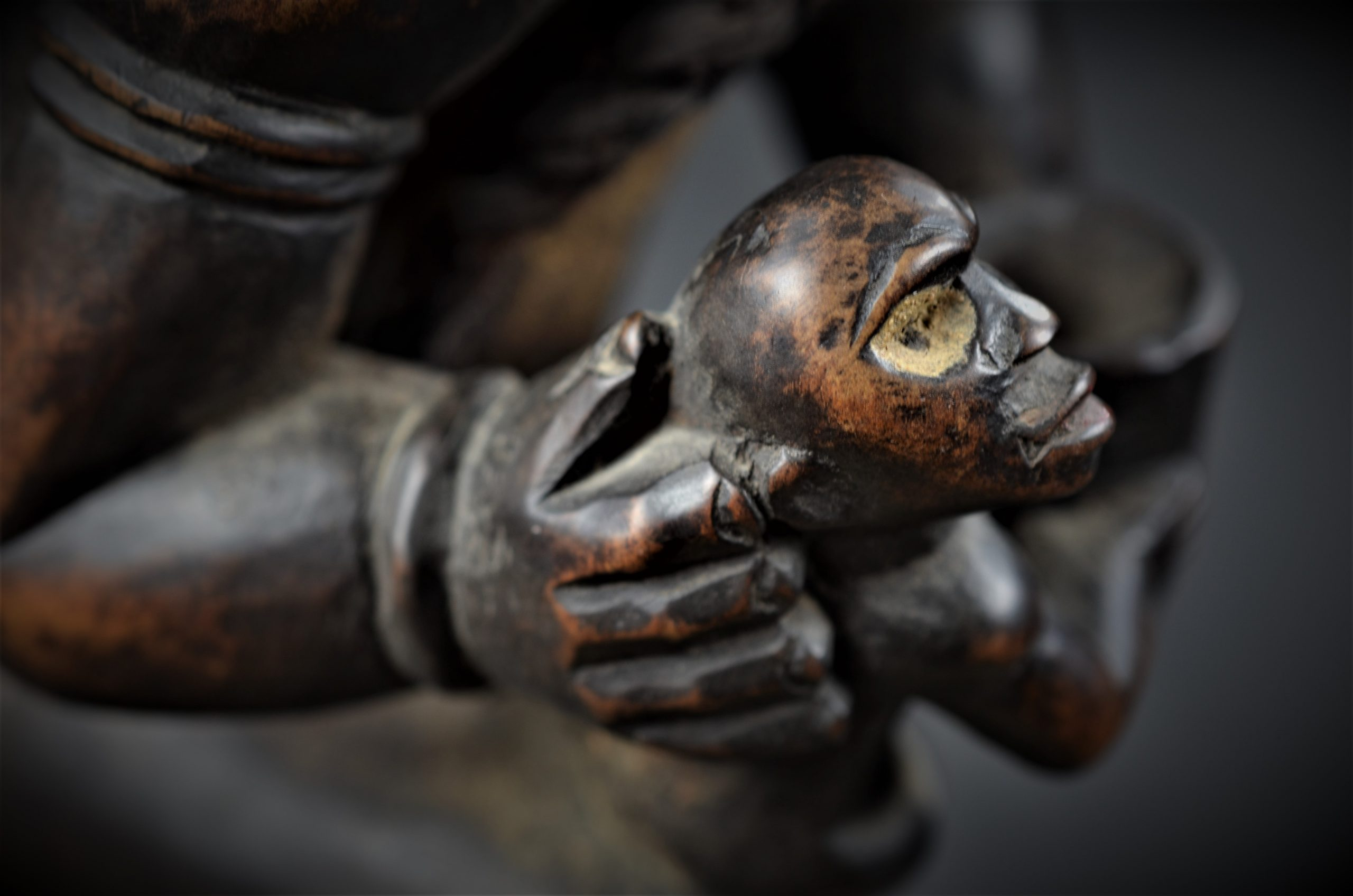 Kongo statue 11