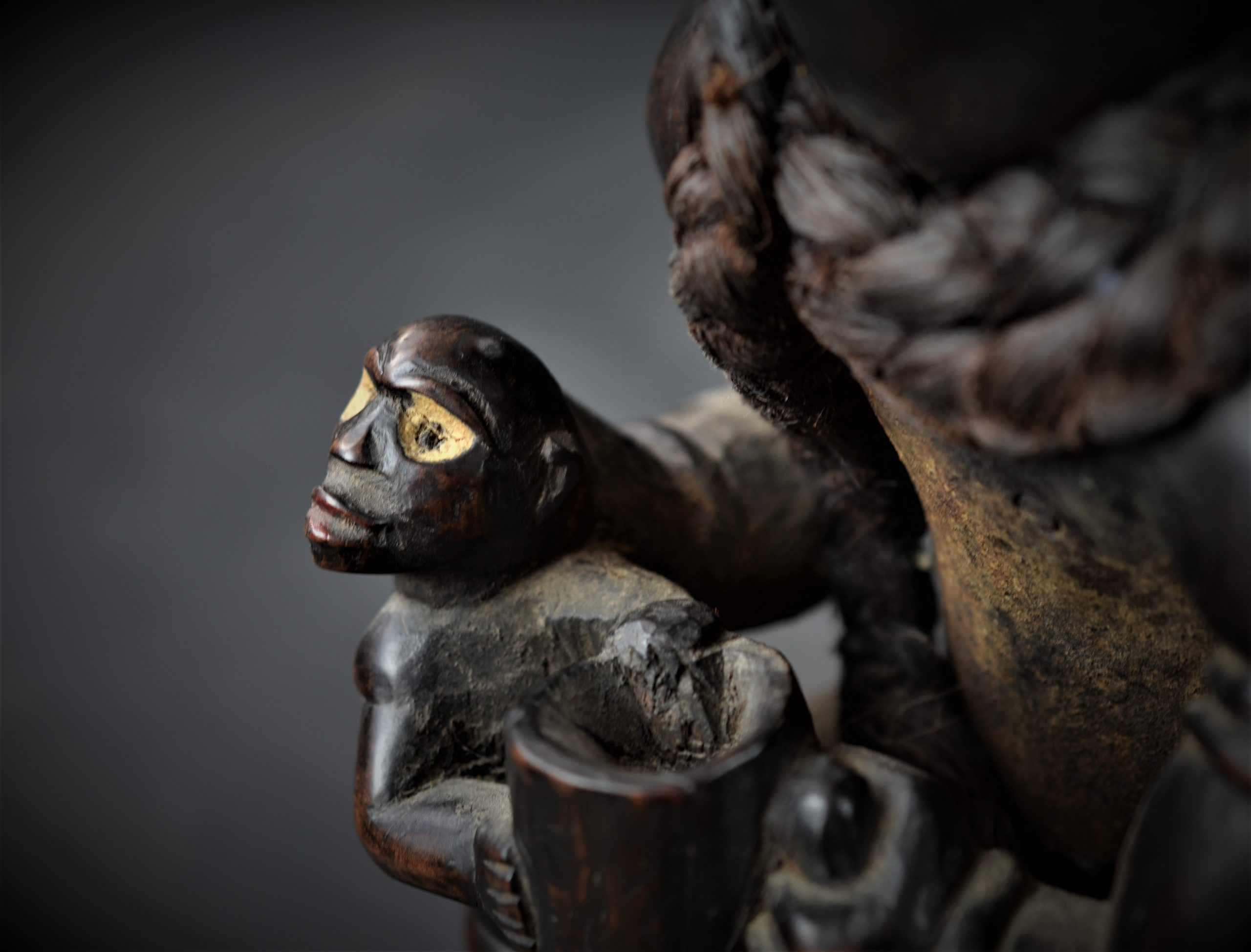 Kongo statue 12