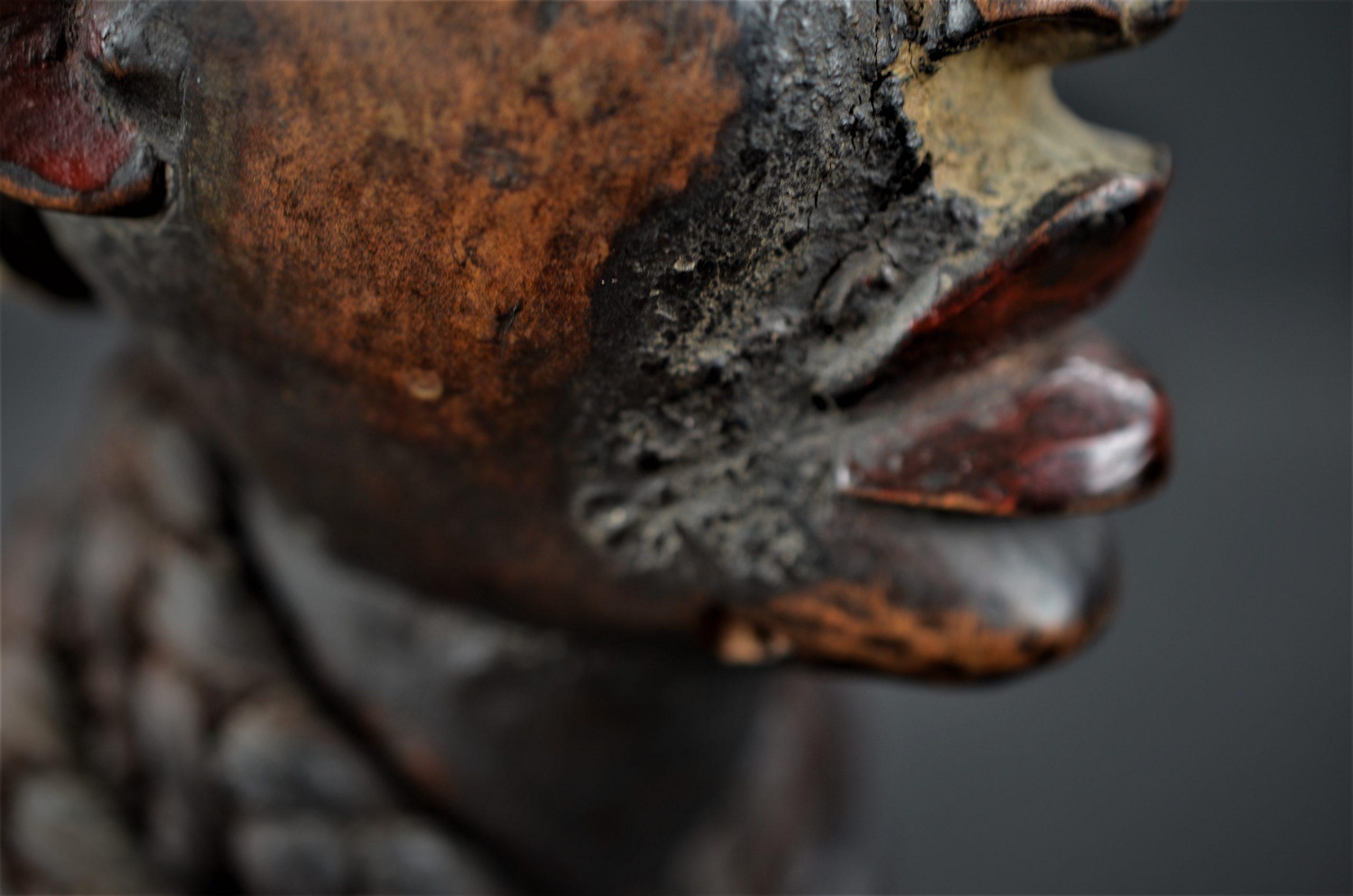 Kongo statue 17