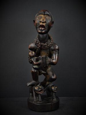 Kongo statue 19
