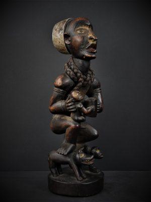 Kongo statue 20