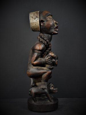 Kongo statue 21