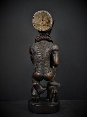 Kongo statue 23