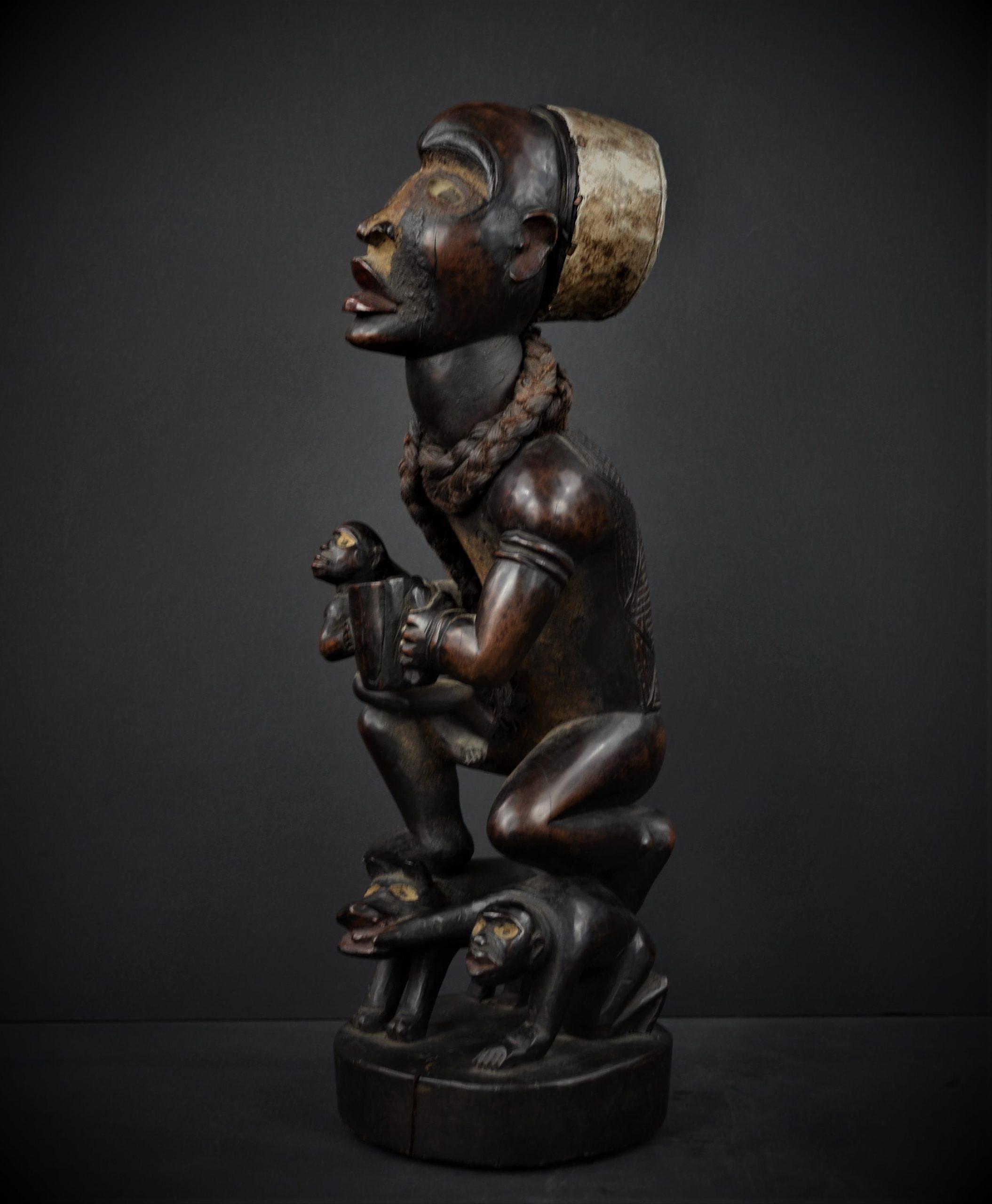 Kongo statue 26